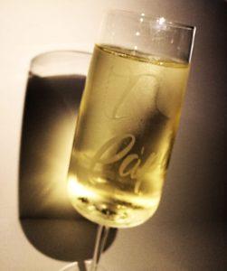Bicchiere / Flute personalizzato per eventi idea regalo