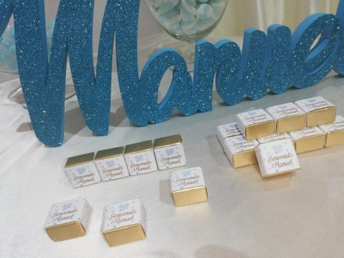Cioccolatino o Cremino personalizzato per ogni evento