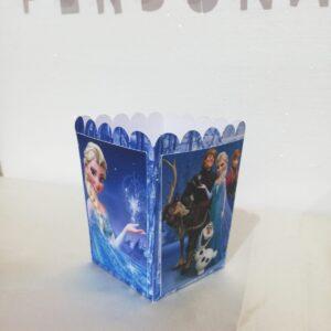 Box Scatola porta pop corn personalizzabile