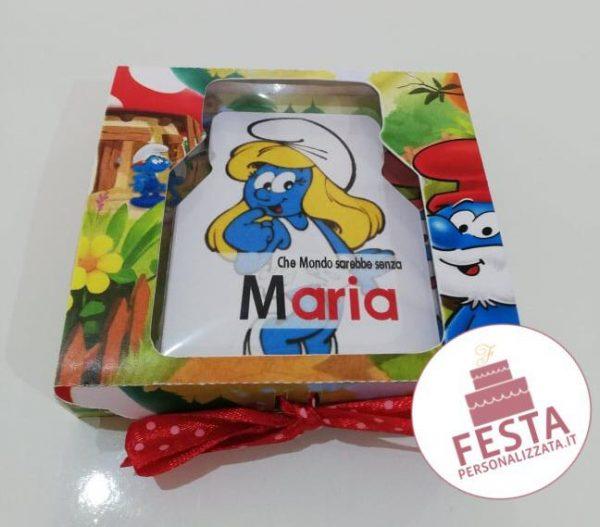 Nutella personalizzata in plastica