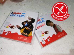Kinder Cioccolato Senza Glutine.