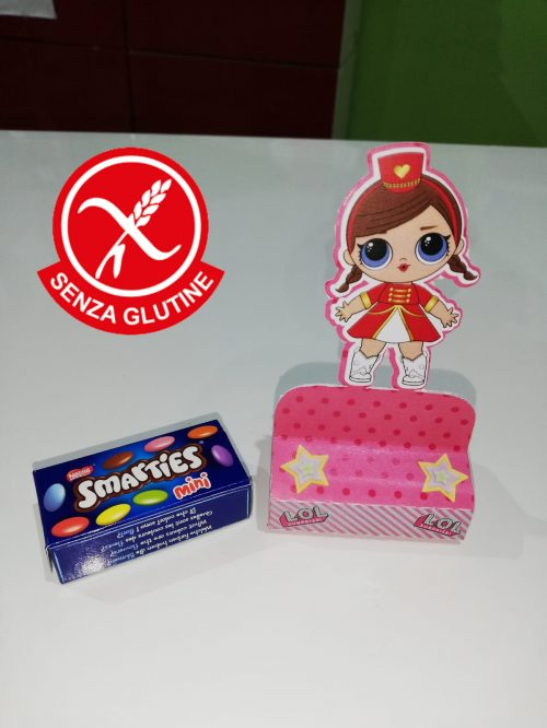 Smarties mini senza glutine