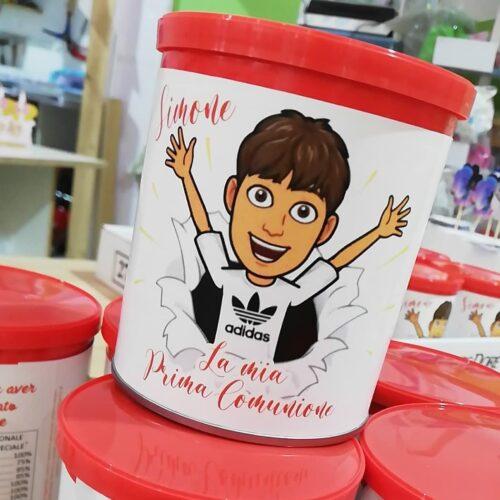 """Patatine """"San Carlo"""" in tubo personalizzati"""